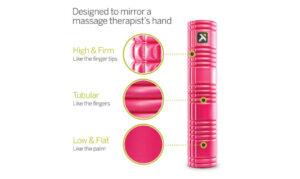 GRID Foam Roller 2.0 Pink1
