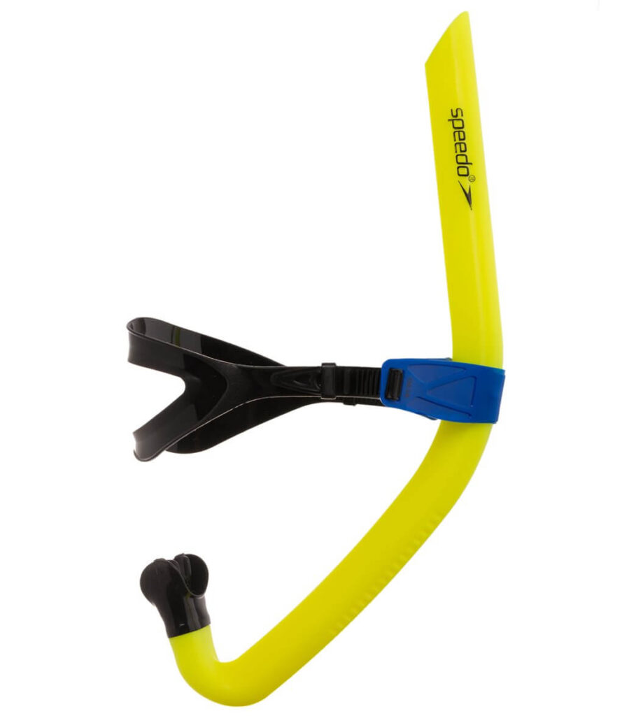 Speedo Bullet Snorkel Shocking Lime