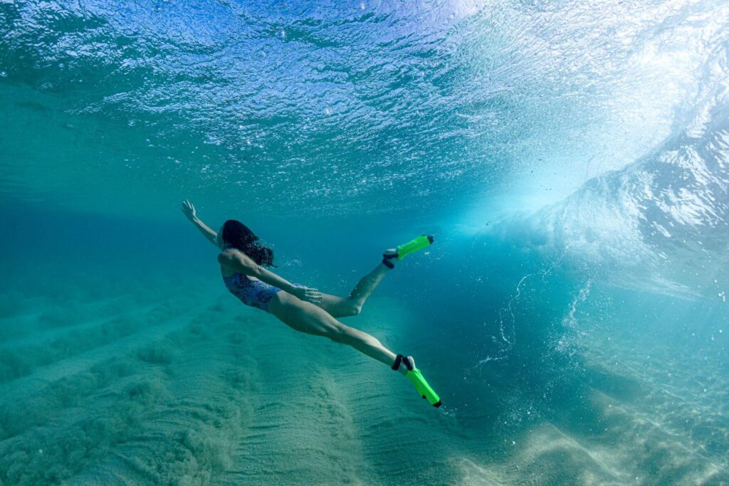 DMC REPELLOR Underwater