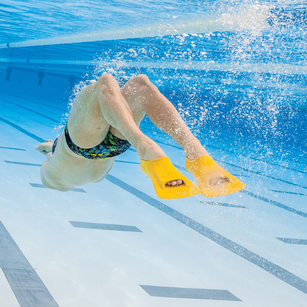 Finis Zoomers Gold Kick