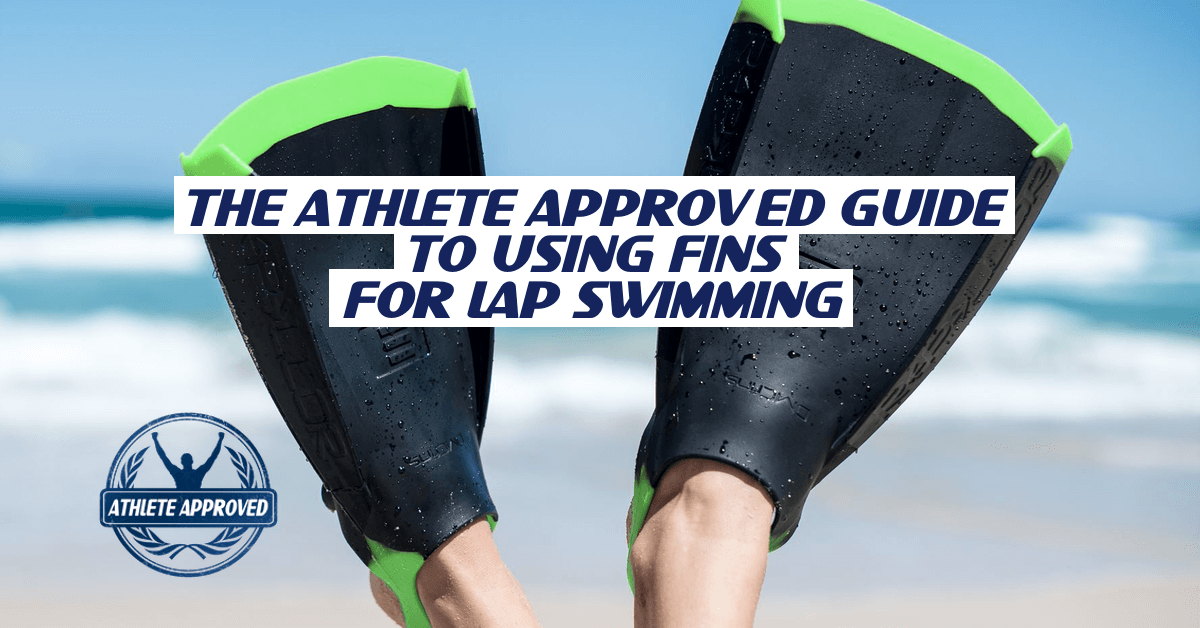 the best fins for lap swimming