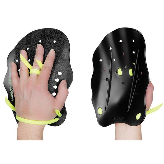 Speedo Nemesis Contour Paddle Yellow