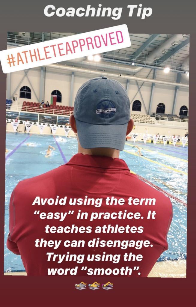 Beginner Swim Team Wording