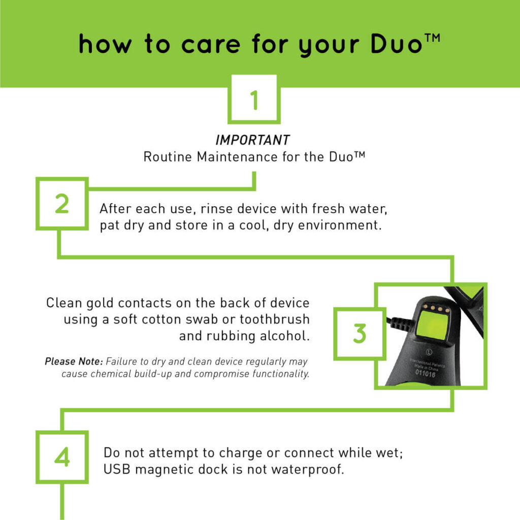 How to Care for Finis Duo Underwater Bone Conduction