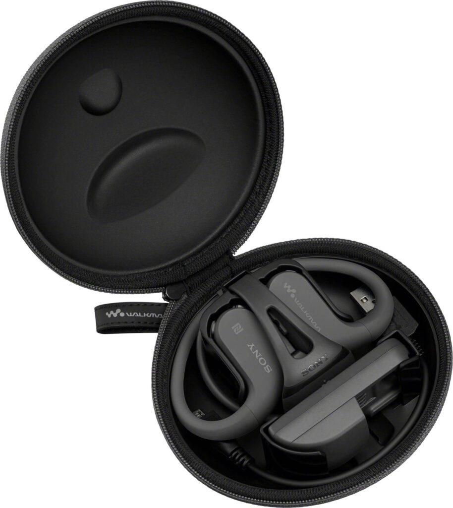 Sony Waterproof Walkman NW-WS623 package