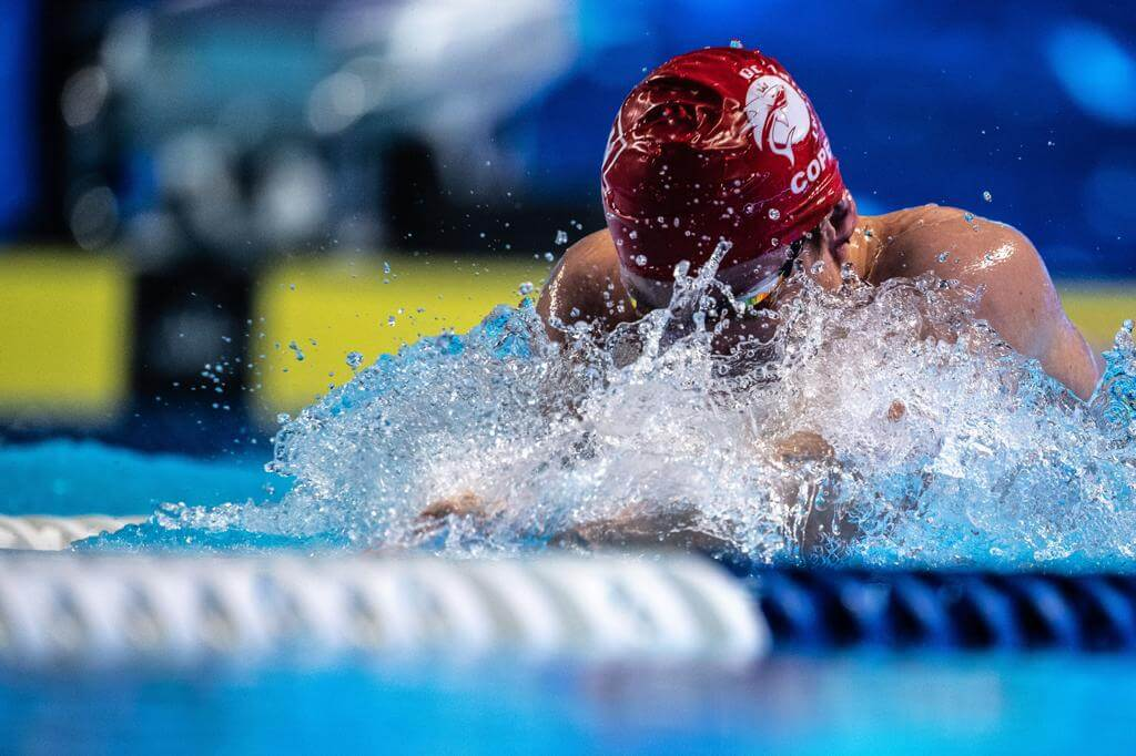 Tommy Cope ISL Breaststroke