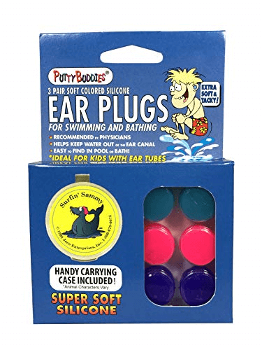 Putty Buddies Earplugs