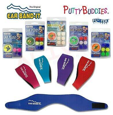 Putty Buddies and Ear Band-It