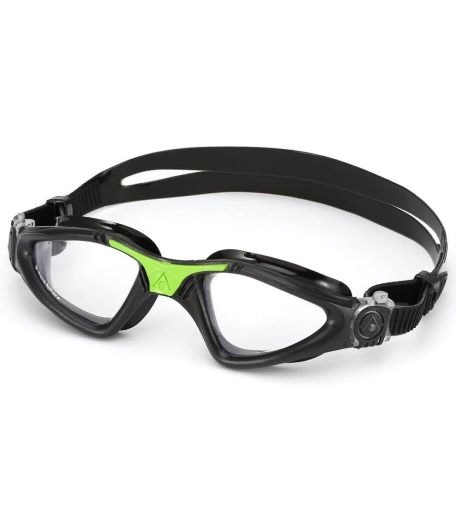 Best Triathlon/Open Water Goggles: Aqua Sphere Kayenne Green