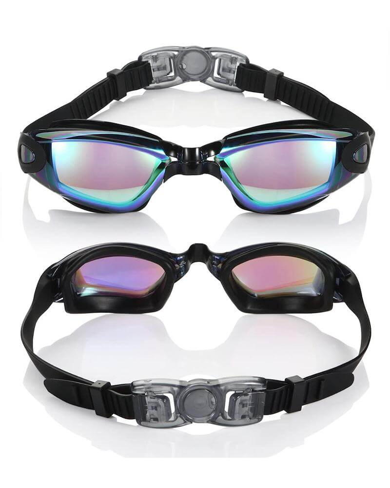 The Best Beginner Goggle: Aegend Swim Goggles View