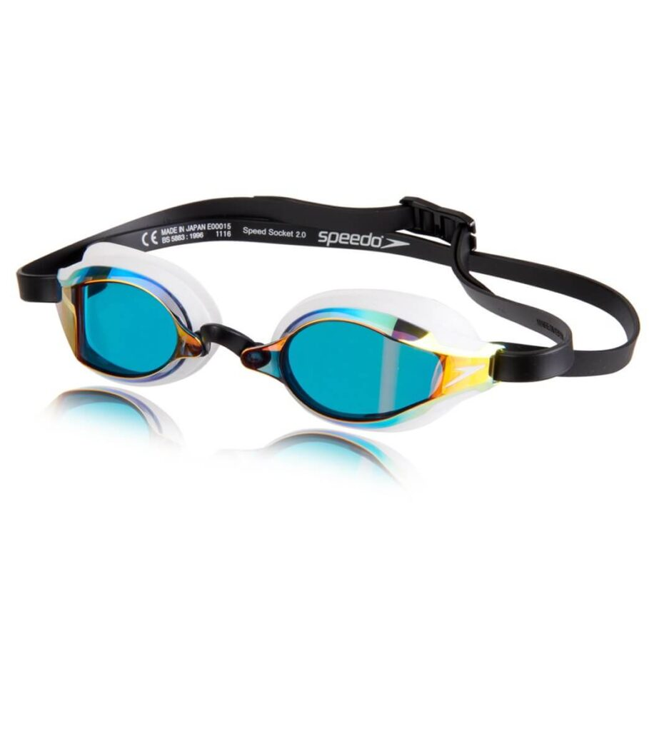 Speedo Speed Socket 2.0 Tinted Goggle