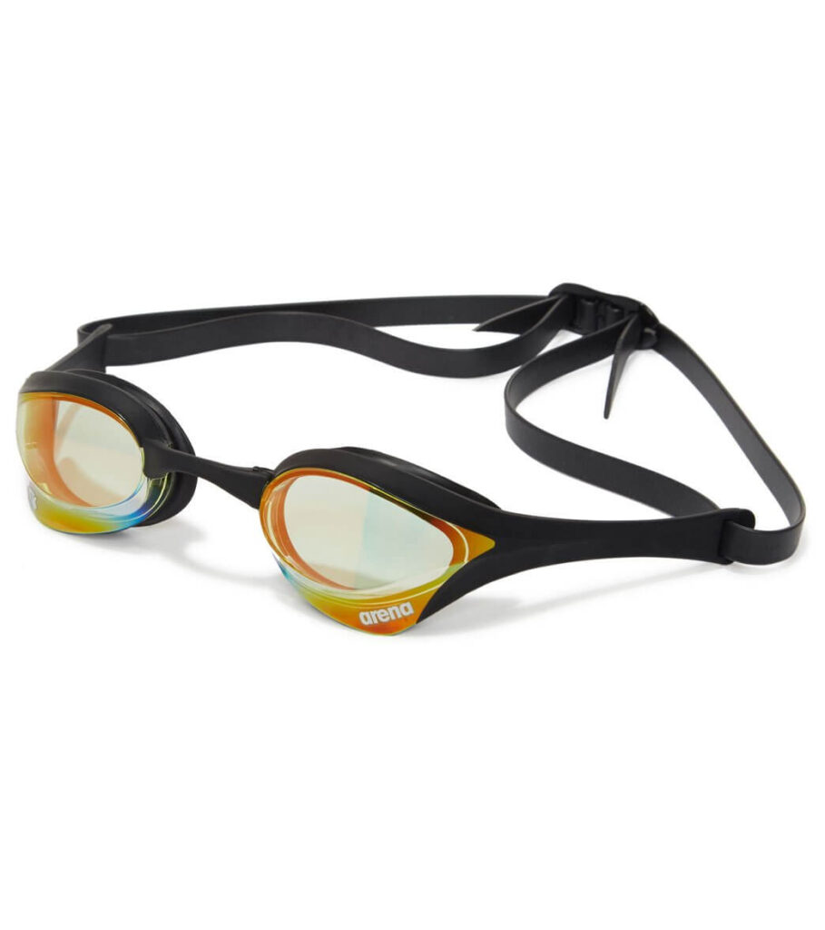Best High-End Goggles: Arena Cobra Ultra Swipe Black