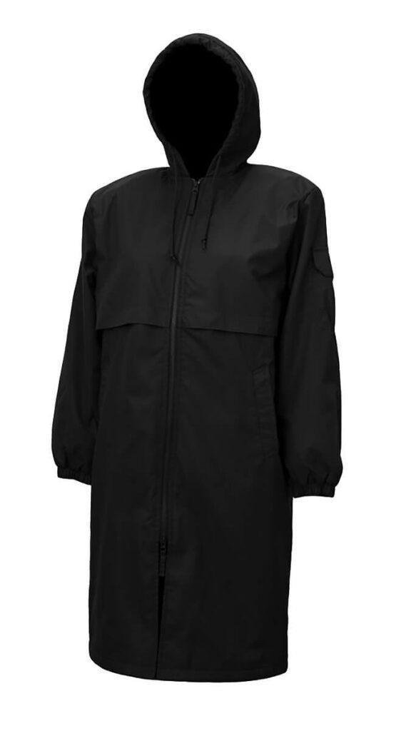 Best Budget Parka for Swimmers: Adoretex Fleece Swimming Parka black