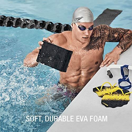 Best Floating Pull Buoy for Swimming: Speedo Unisex-Adult Swim Training Pull Buoy Dressel