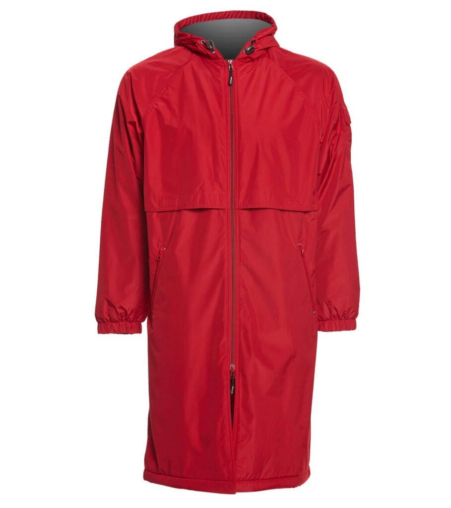 Best Lifeguard Parka for Swimmers: Sporti Guard Comfort Fleece-Lined Swim Parka