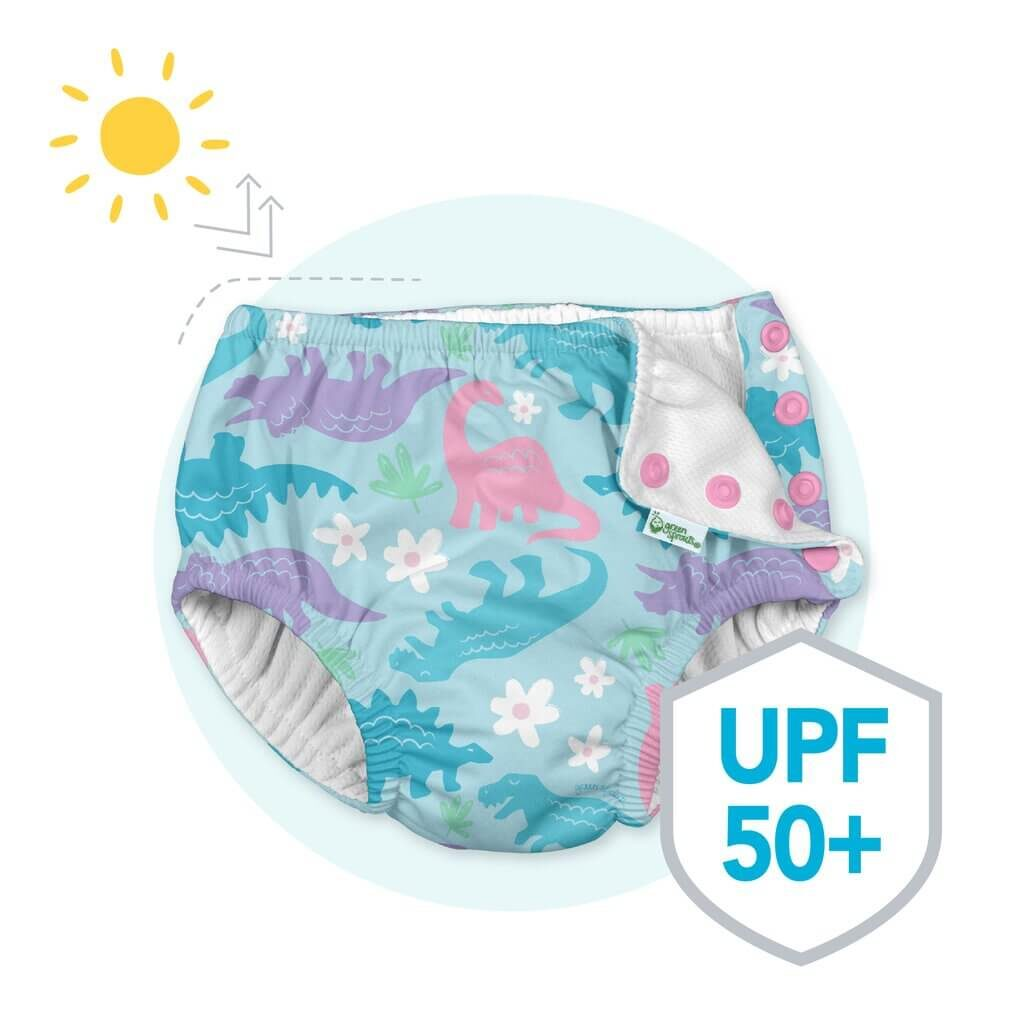Best Reusable Swim Diaper: Green Sprouts i play. upf