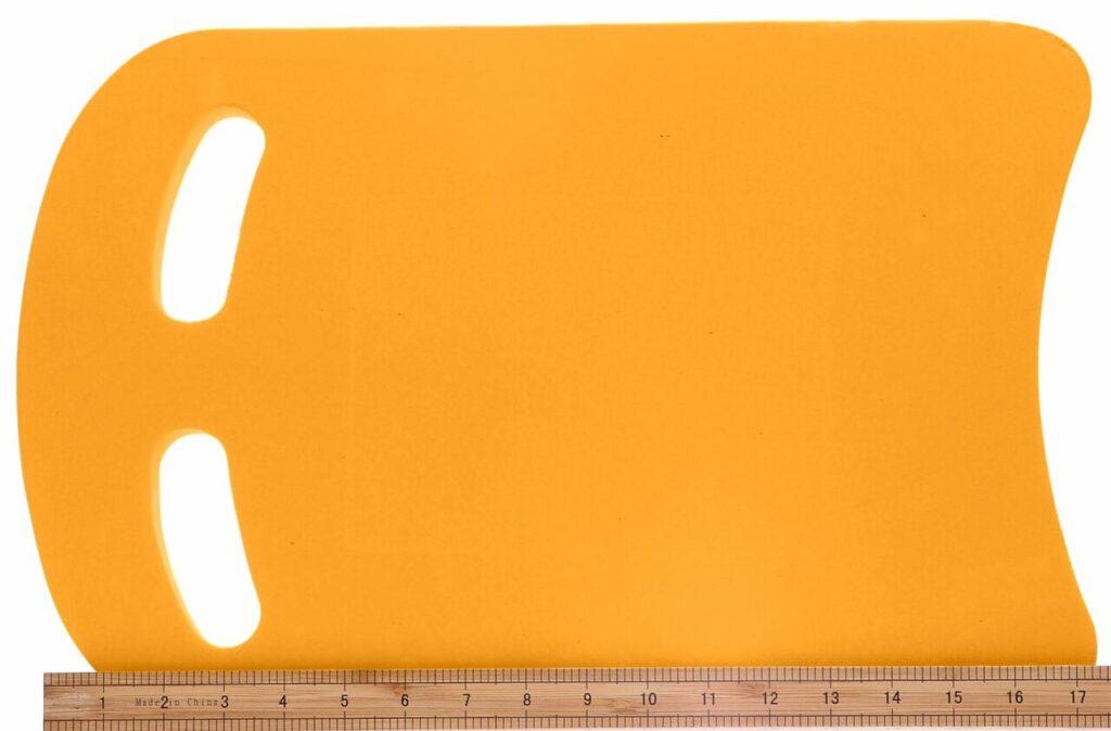 The Best Budget Kickboard for Swimming: Viahart Swimming Kickboard orange