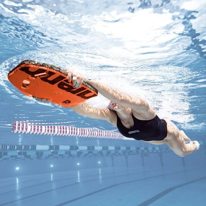 Best Looking Kickboard for Swimming: Arena Swim Kickboard Orange