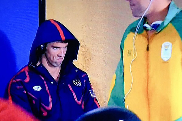Phelps Face with Parka zoomed in