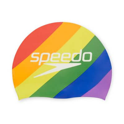 Best Overall Swim Cap: Standard Silicon Cap: Speedo Silicon Cap Blue Colors