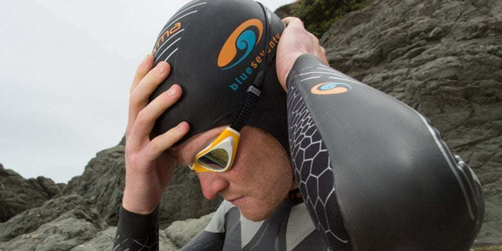 Best Warmth Cap for Swimming: Blueseventy Thermal Skull Cap swim