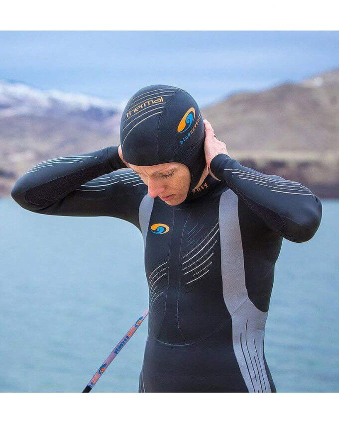 Best Warmth Cap for Swimming: Blueseventy Thermal Skull Cap